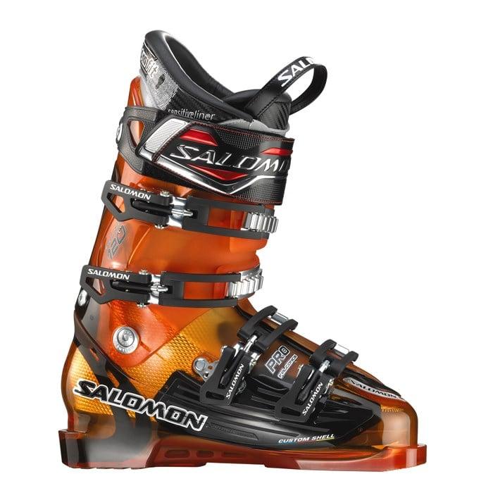 acheter populaire ddc2a 418b1 Salomon Falcon CS Pro Ski Boots 2010
