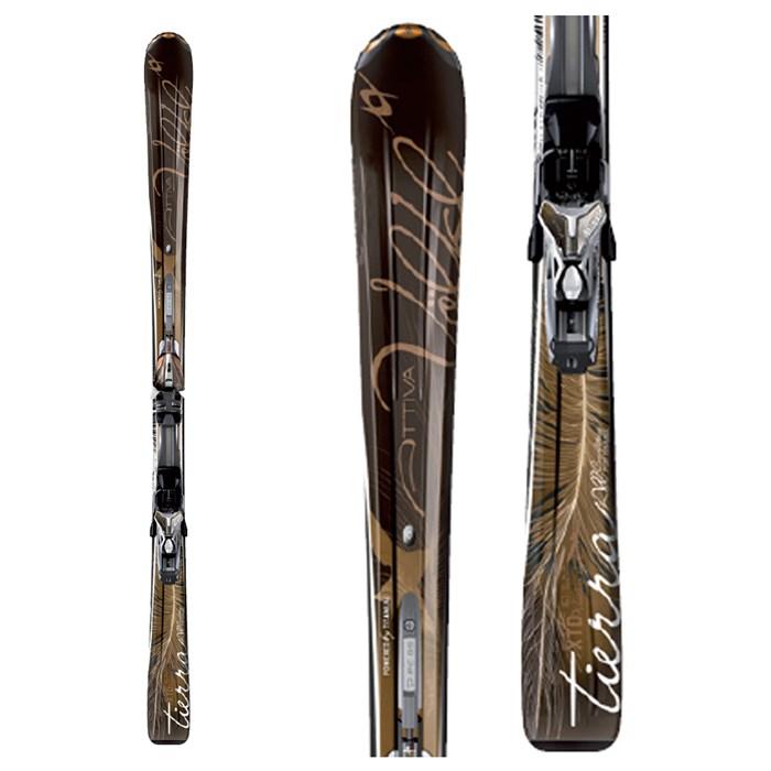 Volkl Tierra IPT Skis + Ipt 11.0 TC Demo Bindings