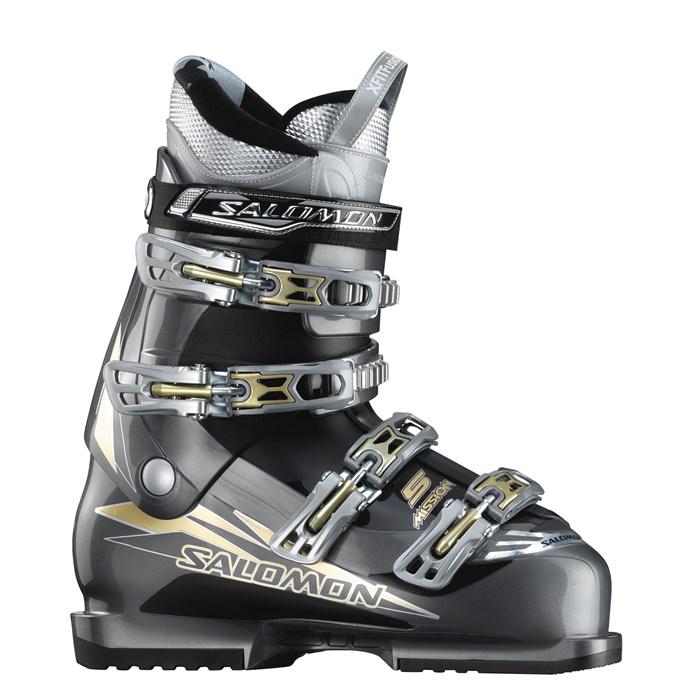Salomon Mission 5 Ski Boots 2010 Evo