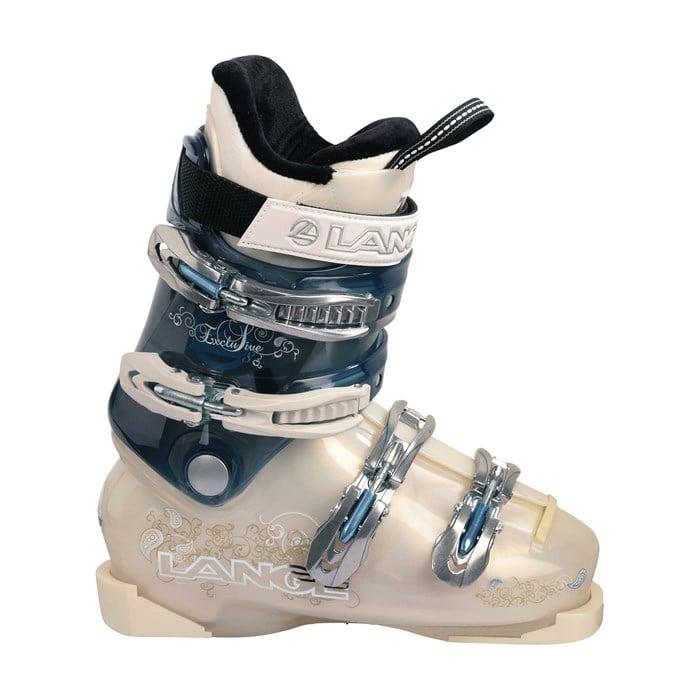 Lange - Exclusive 8 Ski Boots - Women's 2010