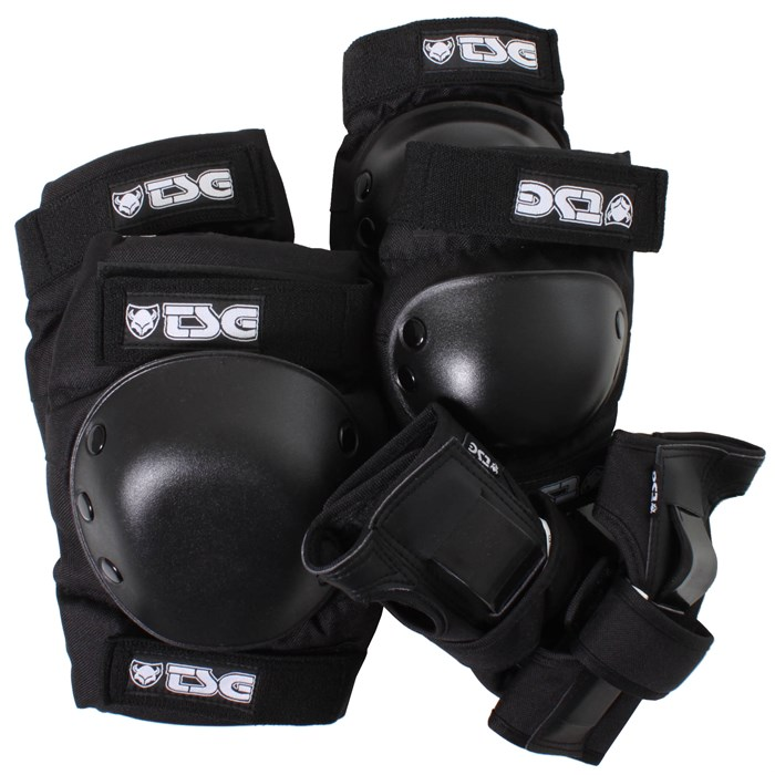 TSG - Knee/Elbow/Wrist Sakteboard Pad Set