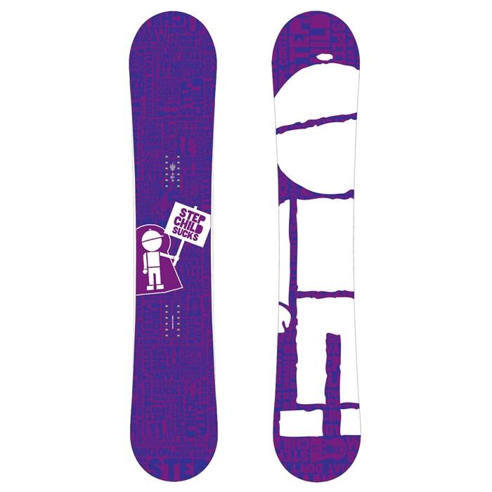 StepChild - Everything Sucks Snowboard 2010
