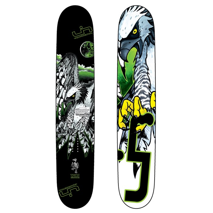 Medium image of lib tech   t  rice banana hammock tttb banana rocker snowboard 2010