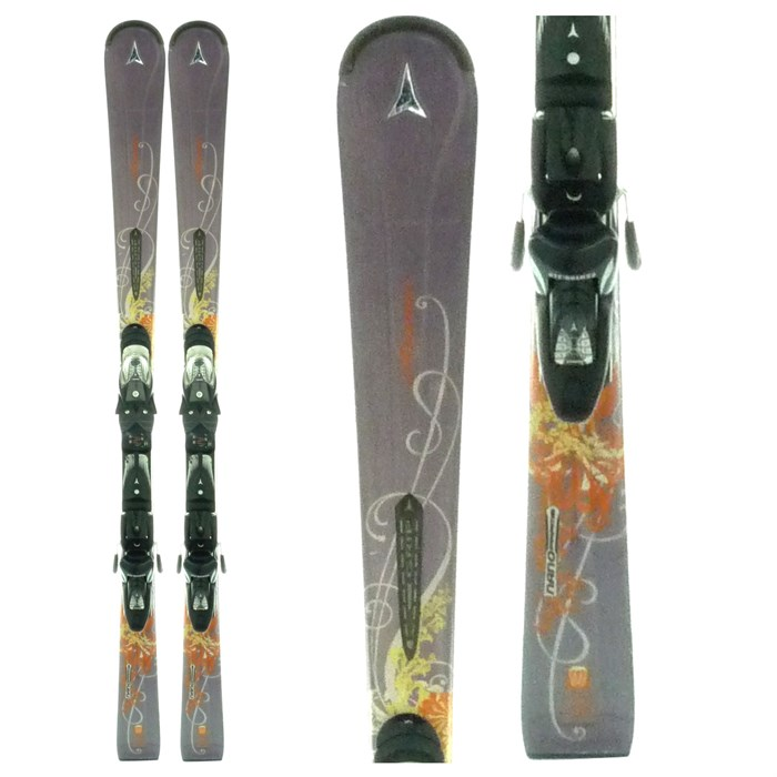 Atomic Balanze 7:4 Skis + Bindings