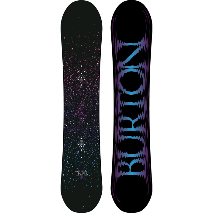 Burton - Troop Snowboard - Women's 2010