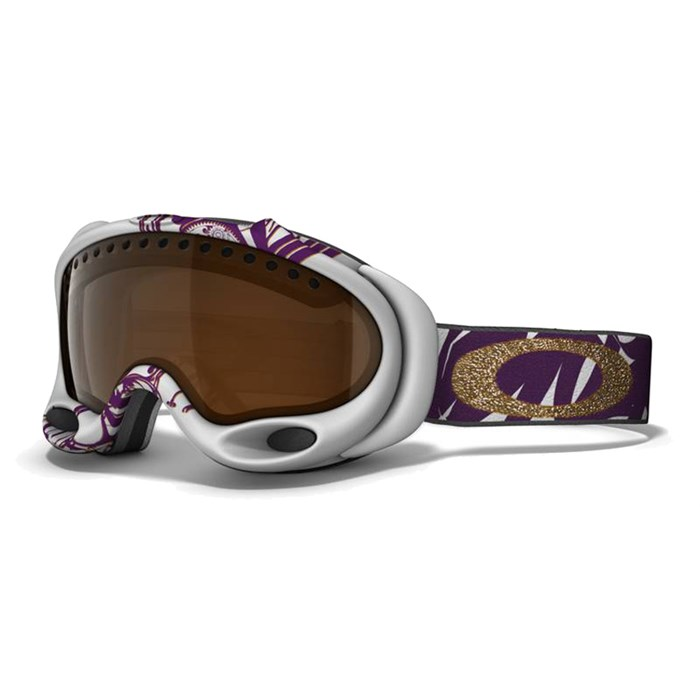 oakley a frame goggles womens