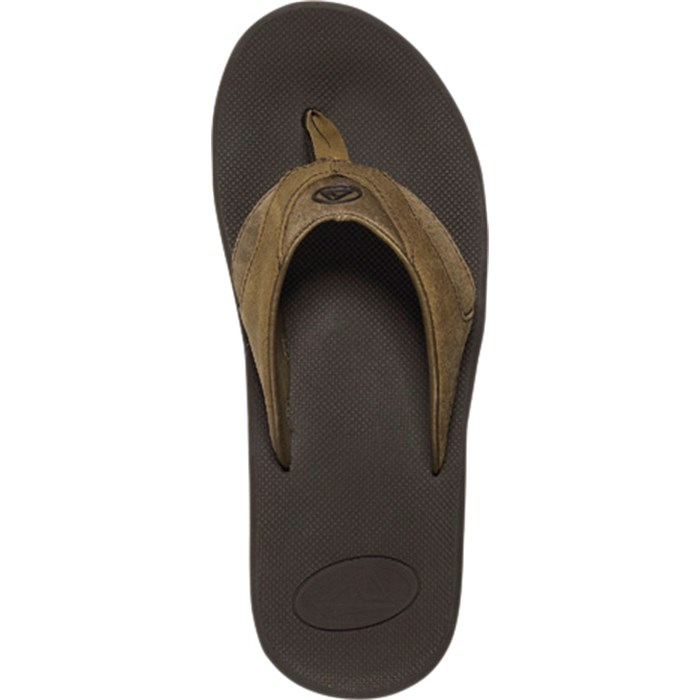 122627963 Reef - Leather Fanning Sandal ...