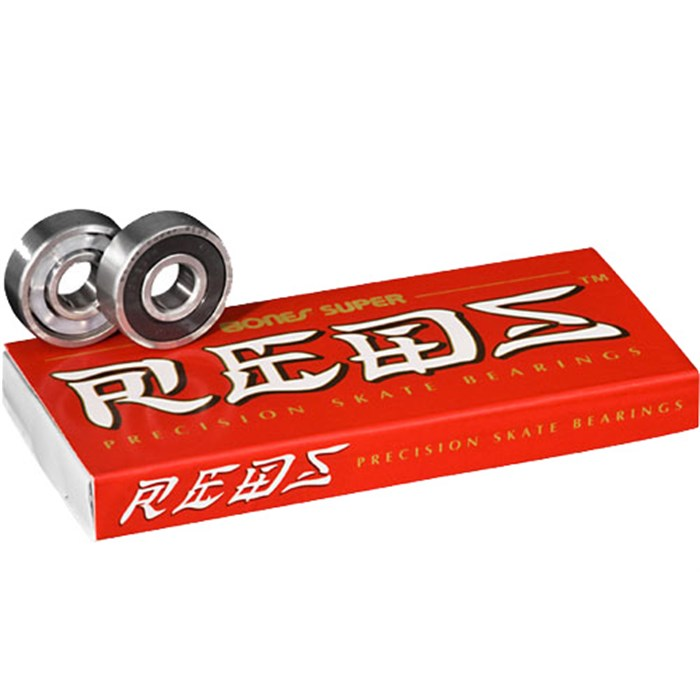 Bones - Bones Super Reds Skateboard Bearings