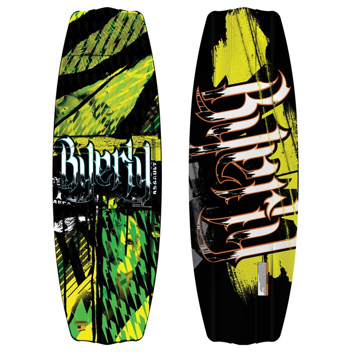 Byerly Wakeboards - Assault Wakeboard 2010
