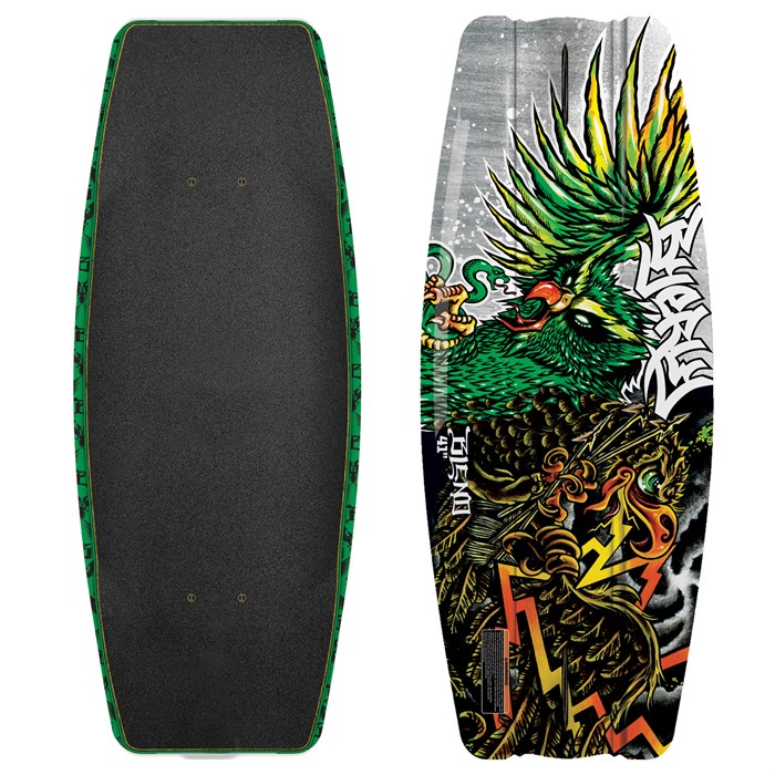 Byerly Wakeboards - Blend Wakeskate 2010