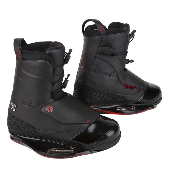 Ronix - One Wakeboard Boots (Black) 2010