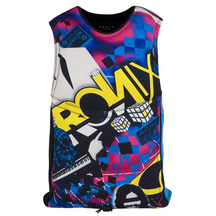 Ronix - Frank Pull Over Impact Wakeboard Vest 2010