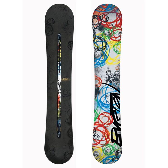 Burton - Vapor Channel Snowboard + Escapade Bindings (L) - Women s - Used  2009 ... 140a8574c6