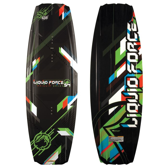 Liquid Force - S4 Wakeboard 2010