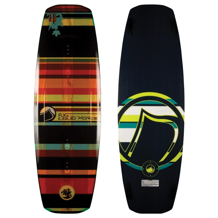 Liquid Force - FLX Hybrid Wakeboard 2010