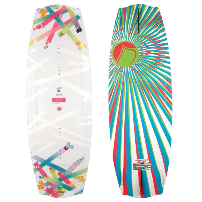 Liquid Force - Melissa Hybrid Wakeboard - Women's 2010