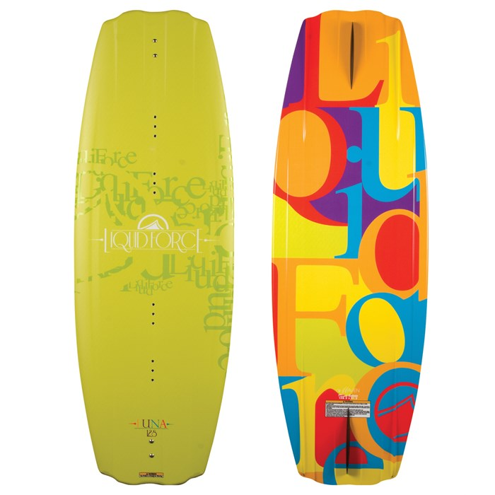 Liquid Force - Luna Wakeboard - Women's 2010