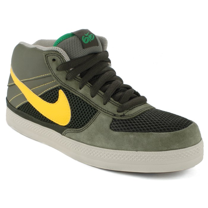 Nike 6.0 - Mavrk Mid 2 Wakeskate Shoes 2010