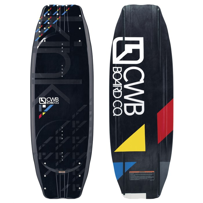 CWB - Kink Wakeboard + Vapor Boots 2010