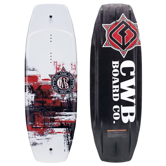 CWB - Faze Wakeboard + Seven Boots 2010