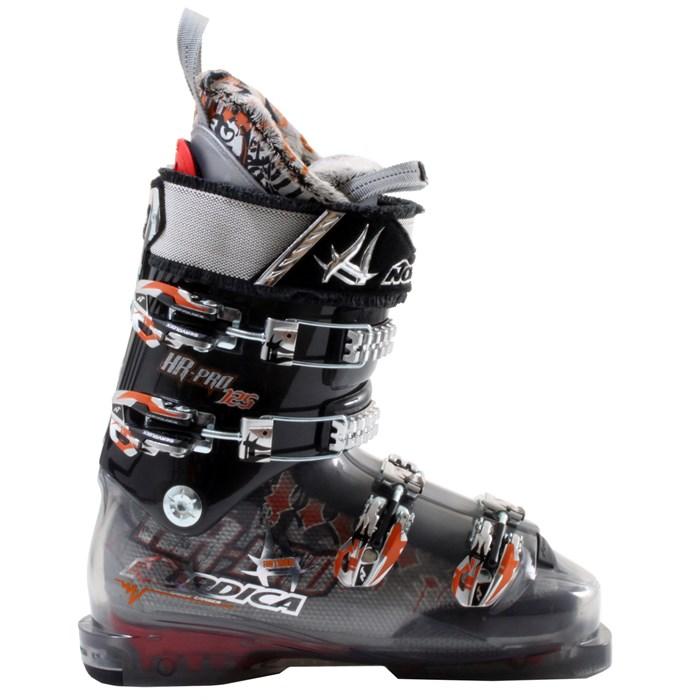 Nordica Hot Rod Pro 125 Ski Boots 2010 Evo Outlet