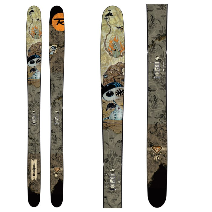 Rossignol - S7 Freeride Skis 2011