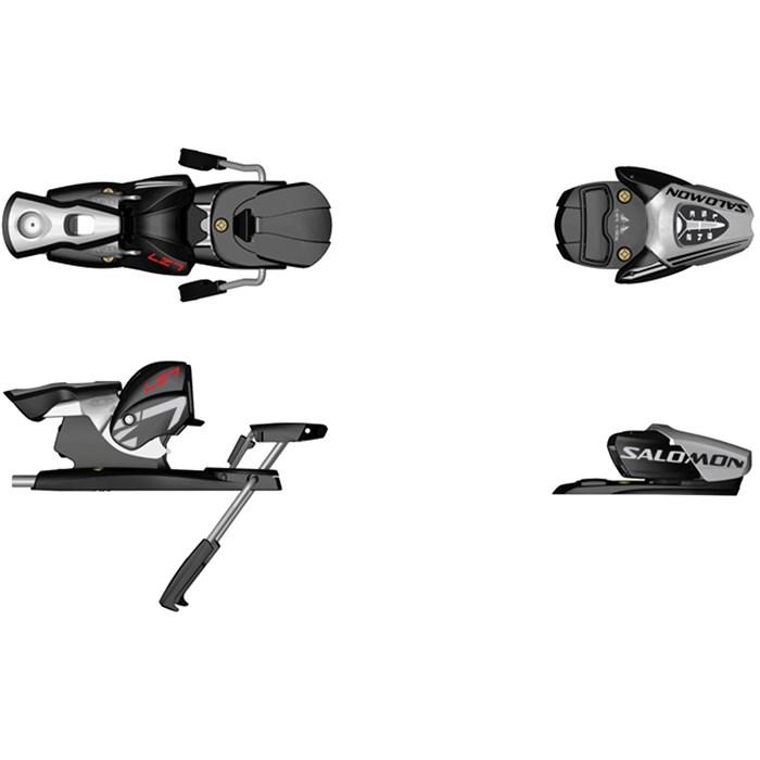 Salomon LZ 7 Ski Bindings (80mm Brakes) - Youth 2010