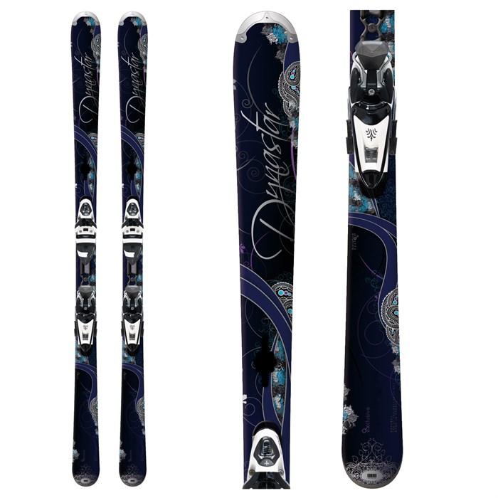 Dynastar Exclusive Active Skis + Nova Exclusive AFC