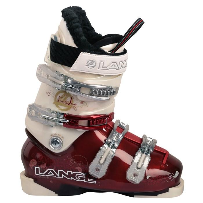 Lange - Exclusive 10 Ski Boots - Women's 2010