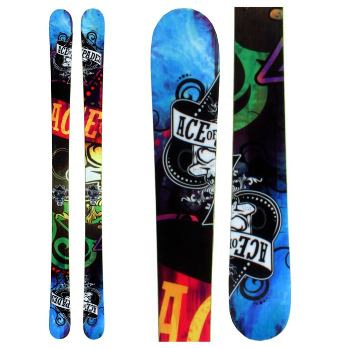 nordica ace of spades skis 2011 review