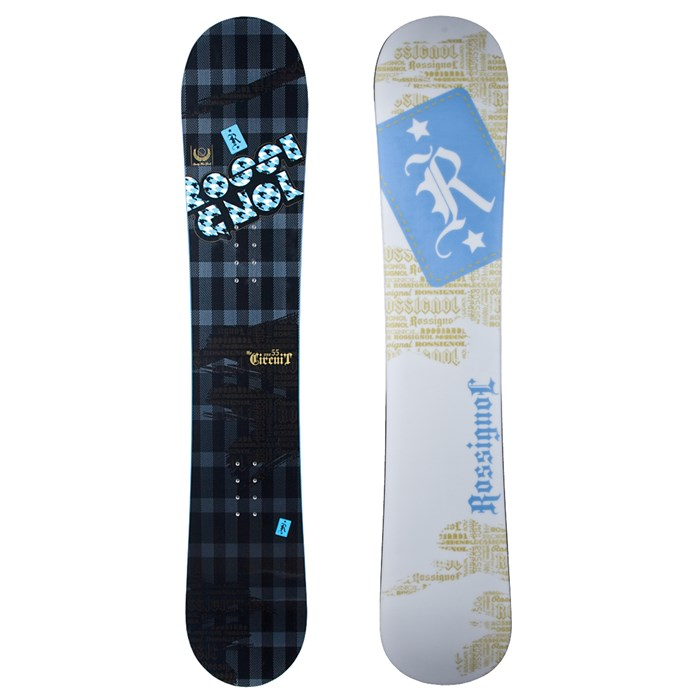 Rossignol - Circuit Mid Wide Snowboard 2010