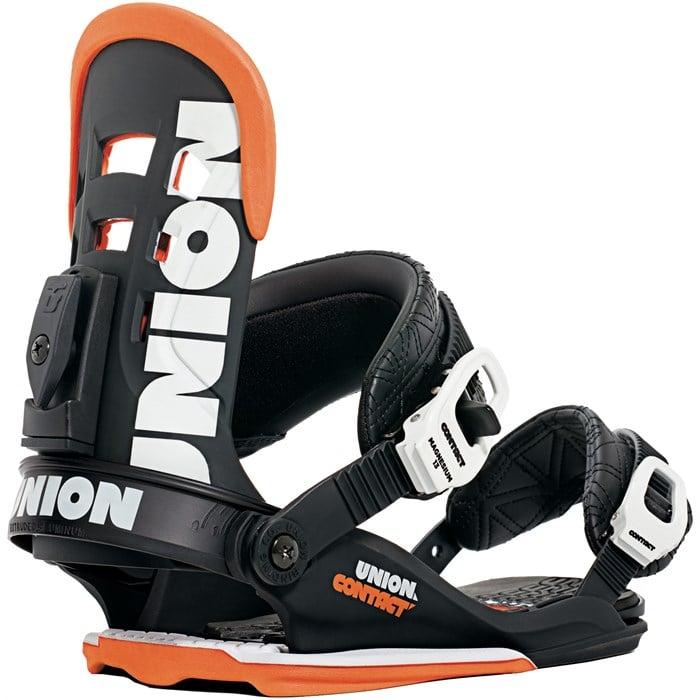 Union - Contact Snowboard Bindings 2011