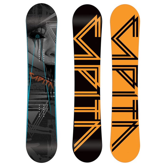 CAPiTA - The Quiver Killer Snowboard  2011