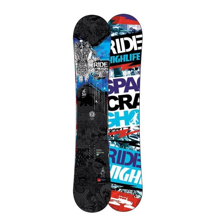 Ride - Highlife Spacecraft Snowboard 2011