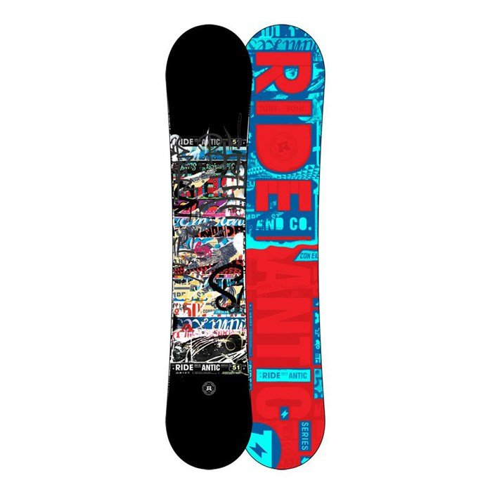 Ride - Antic Rocker Snowboard  2011