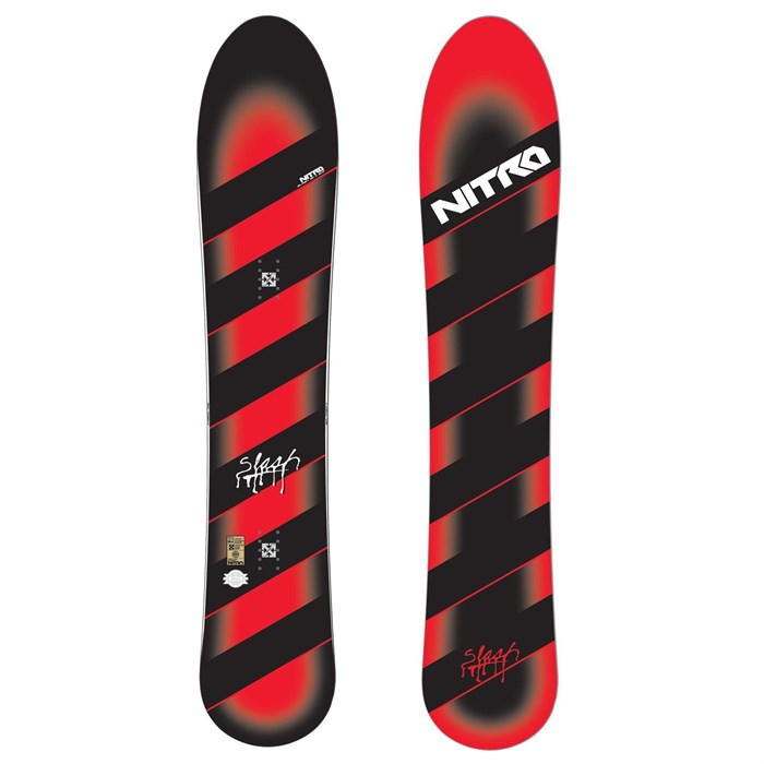 Nitro snowboard slash