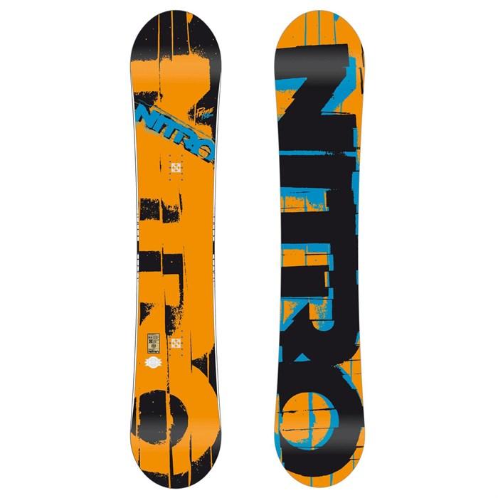 35ea71d40c4 Nitro Prime Discord Snowboard 2010