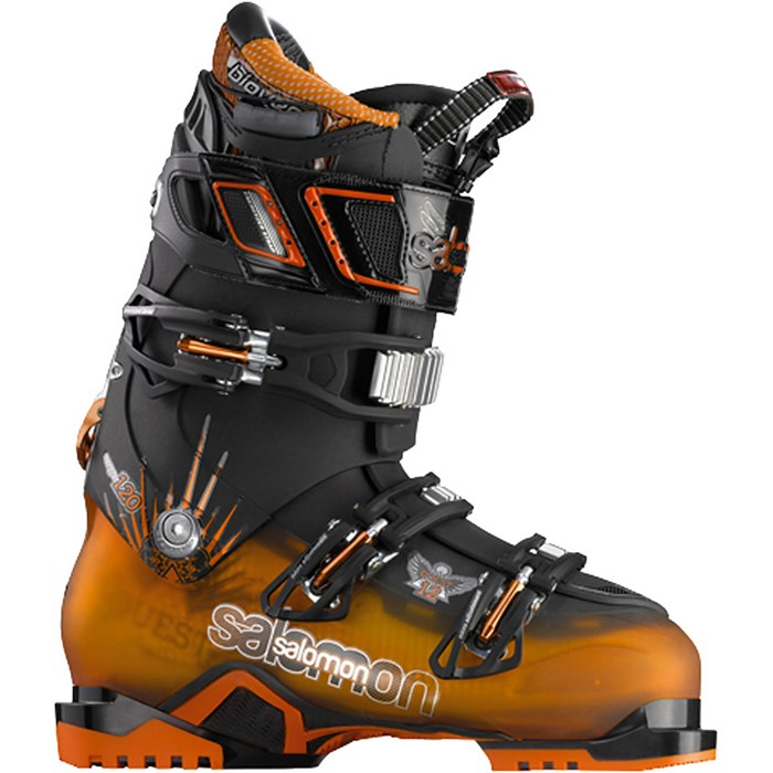 Salomon - Quest 12 Alpine Touring Ski Boots 2011