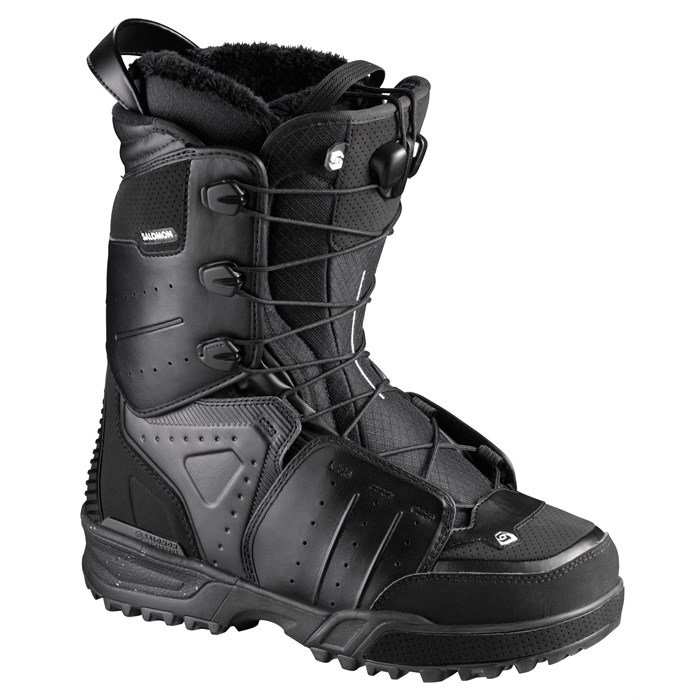 Salomon - Salomon Dialogue Wide Snowboard Boots 2011