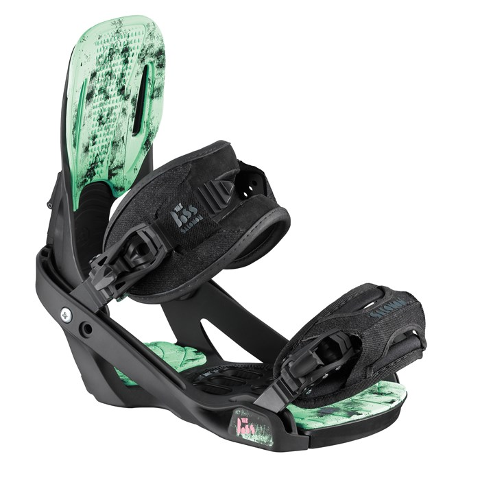 Salomon - The Boss Snowboard Bindings 2011