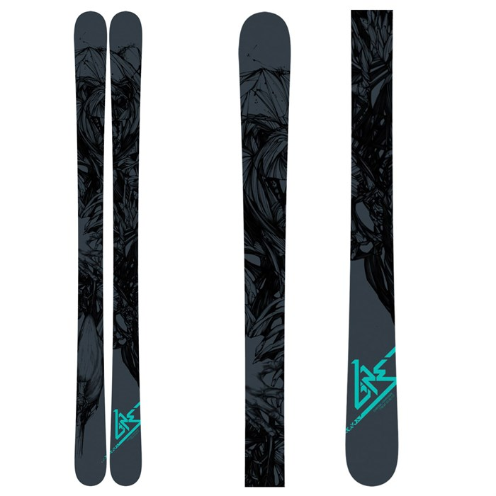 Line Skis - Chronic Cryptonite Skis 2011