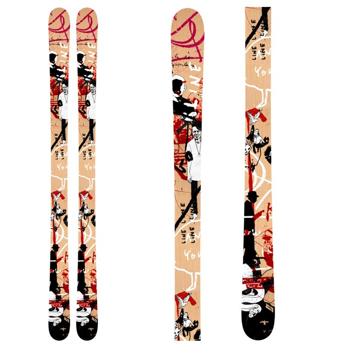 Line Skis - StepUp Skis 2011