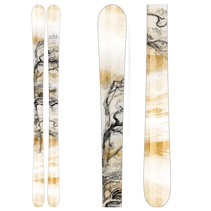 Line celebrity 90 womens skis 158