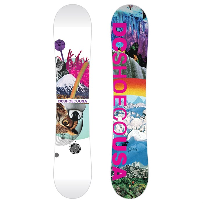 DC Biddy Snowboard - Women's 2011   evo
