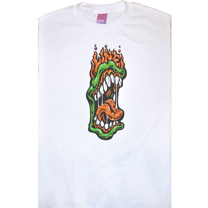 Line Skis - Screaming T-Shirt