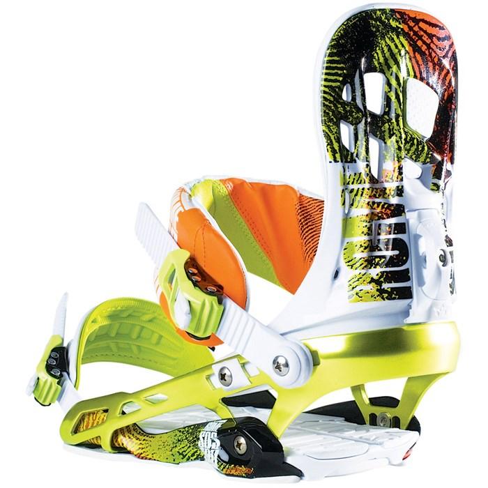 Rome - 390 Snowboard Bindings 2011