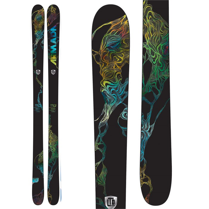 Armada - Pipe Cleaner Skis 2011