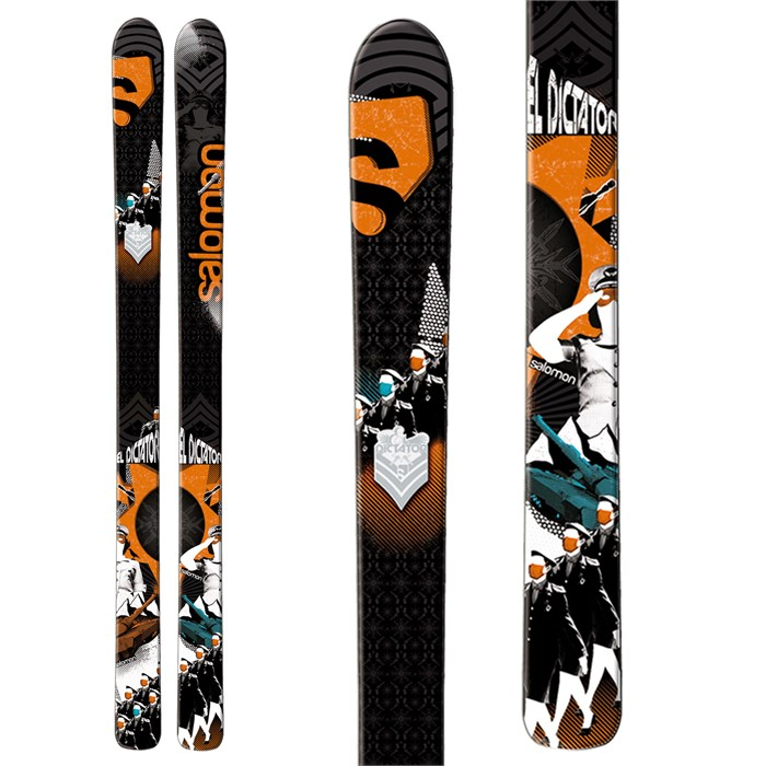 Salomon - El Dictator Skis 2011