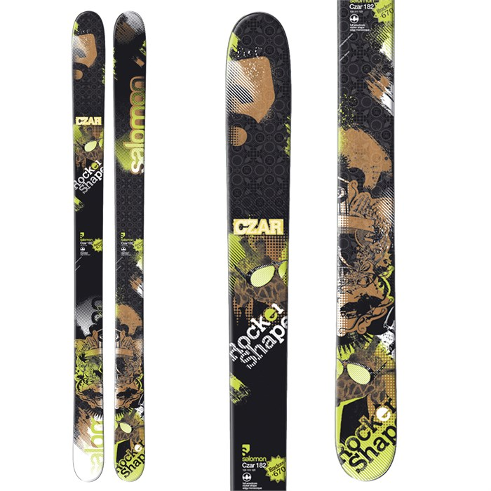 Salomon - Czar Skis 2011