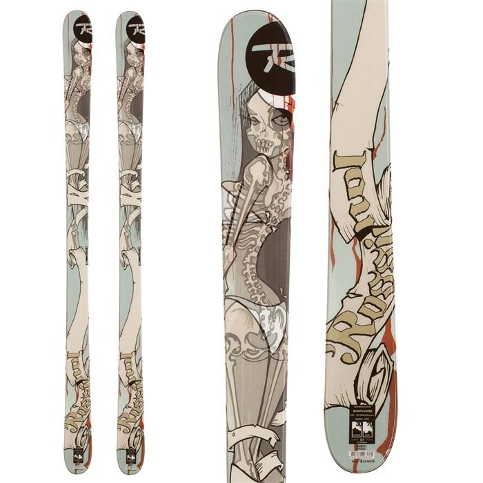 Rossignol - S1 Jib Skis 2011